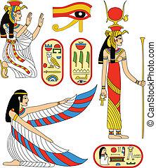 ägyptische Göttin Isis