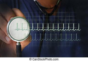 -, puls, healthcare