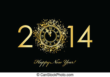 2014, frohes neues jahr