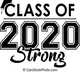 2020, banner, starke