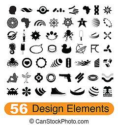 56, entwerfen elemente