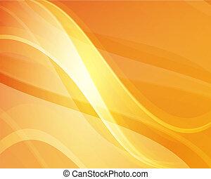 Absperrung oranger Hintergrund 2