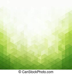 Abstract Green Light Template Hintergrund