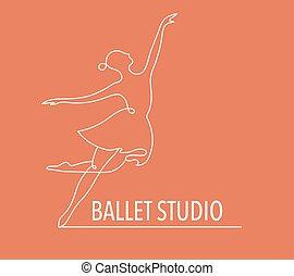 Abstract people Logo Design. Gym, Fitness, laufender Trainer Vektor, buntes Logo. Tanz Web-Icon und Symbol