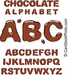alphabet., kakau