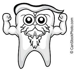 Alter Zahn