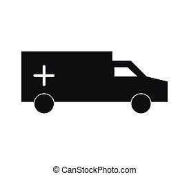 Ambulanz-Ikone.