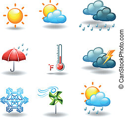 Andere Wetterbedingungen.