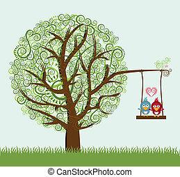 Arabeskenbaum