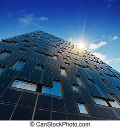 Architektur abstraktes Büro