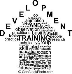 Ausbildung und Entwicklung