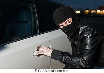 Autodiebstahl, Autoversicherung