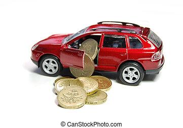 Autofinanzierung.