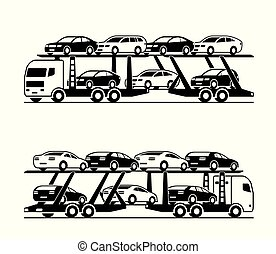 Autotransporter in Sicht.