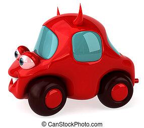 Böses Auto