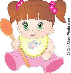 Babyvektor