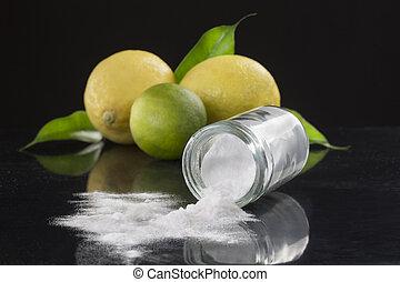 backen, bicarbonate, haushalt, natrium, gebräuche, soda, medizinisch