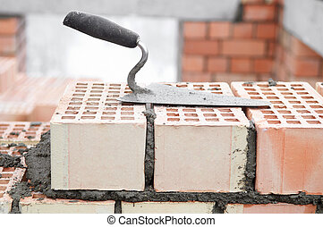 Bauausrüstung für Maurer
