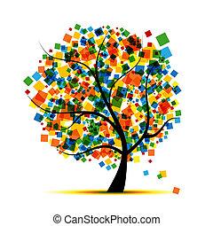 Baum für dein Design deaktivieren