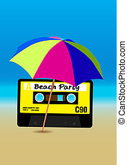 Beach-Party-Poster.