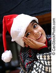Bereit für Santa