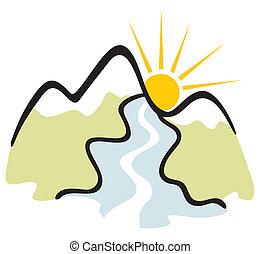 Bergsymbol