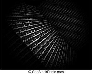 beschaffenheit, vektor, schwarz, abbildung, abstrakt, geometrisch