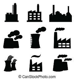 betriebe, fabriken, macht
