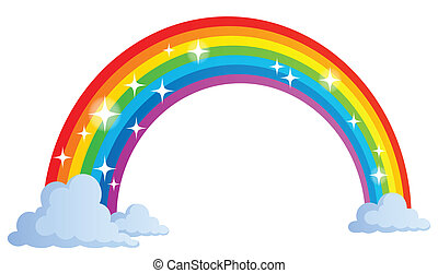 Bild mit Rainbow Themen 1