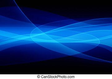 Blaue Spiegelungen entfernen