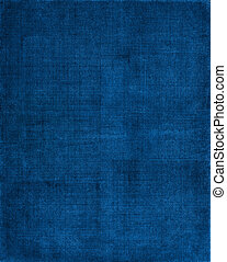 Blauer Stoff Hintergrund