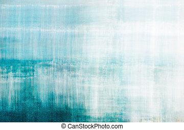blaues, abstrakt, hintergrund, textured