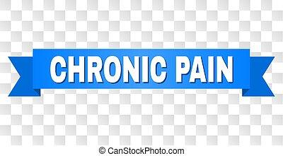 blaues, bildunterschrift, schmerz, geschenkband, chronisch