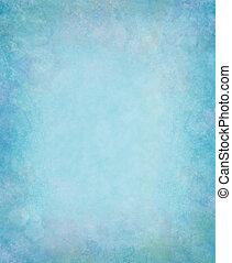 blaues, grunge, hintergrund