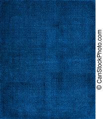 blaues, tuch, hintergrund