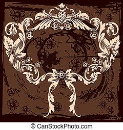 blumen dekoration, klassisch