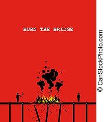 brennen, bridge.