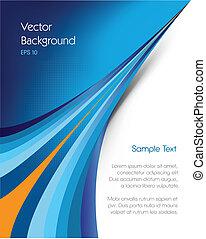 Brochure Hintergrund