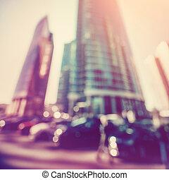 Business City - moderne Hauptstadt