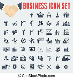 Business infographische Vorlage.