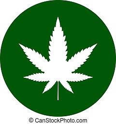 cannabis, ikone