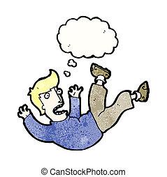 Cartoon-Fallmann