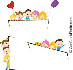 Cartoon-Kinder