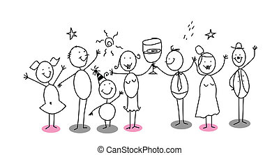 Cartoon Party