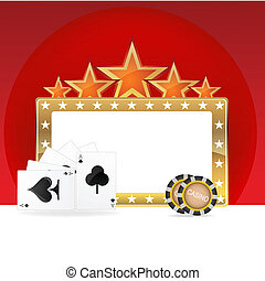 Casino Icons.