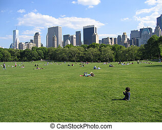 Central Park New