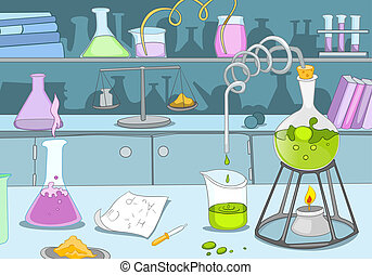 chemische , laboratorium