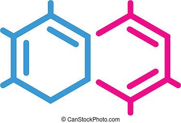 chemische , symbol
