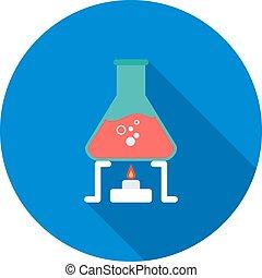 chemische , versuch
