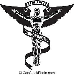Chiroprakisches Symbol II